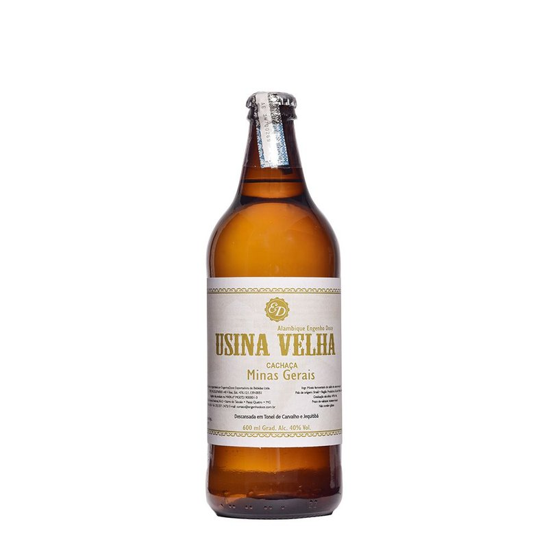 USINA VELHA 600 ML